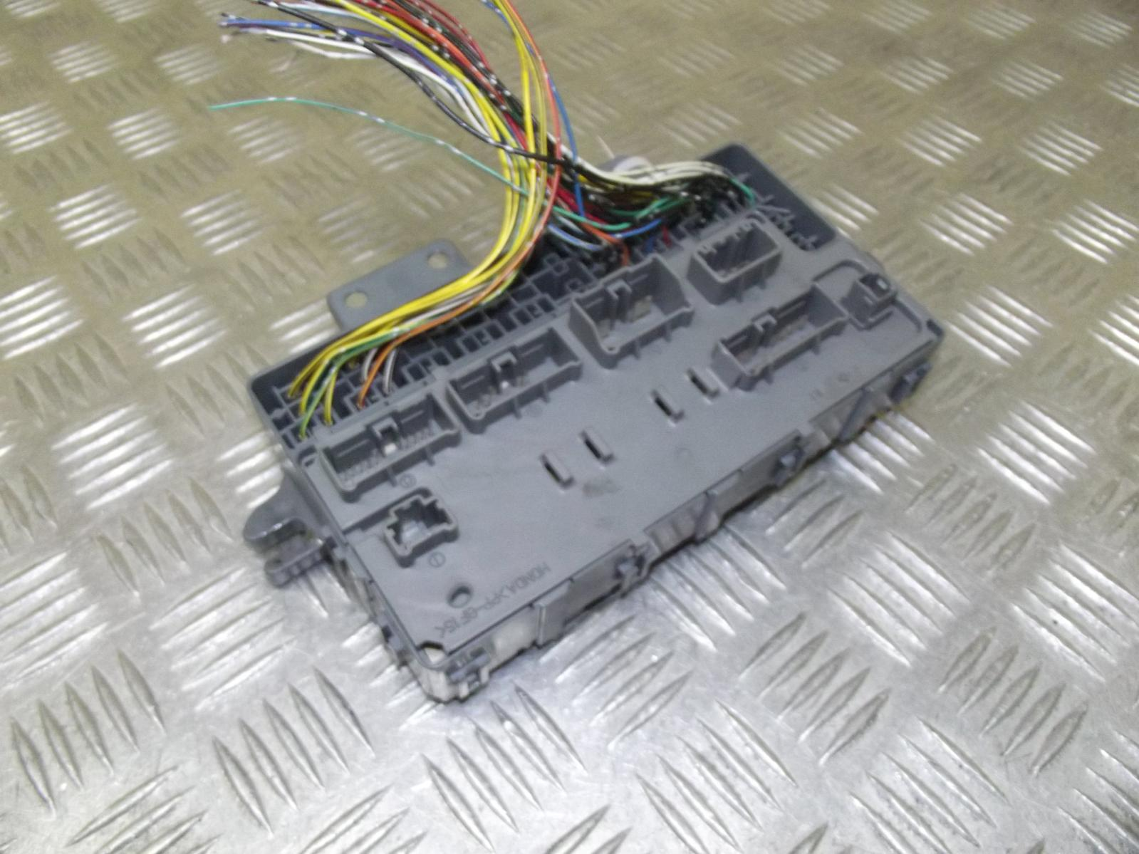 Fuse Box In Honda Jazz : Honda jazz  petrol interior under dash fuse box