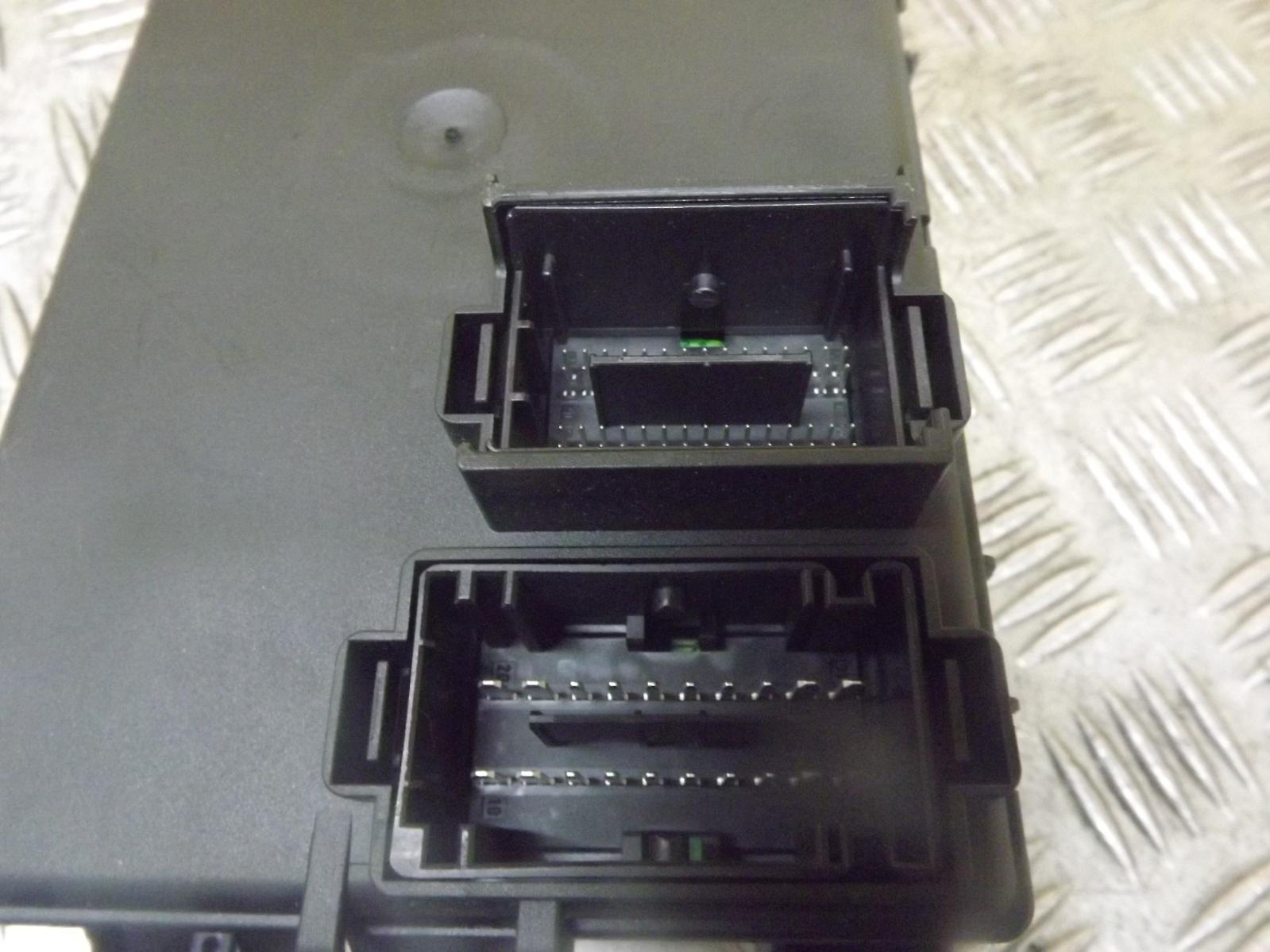 Fiat grande punto petrol bcm fuse box ignition door