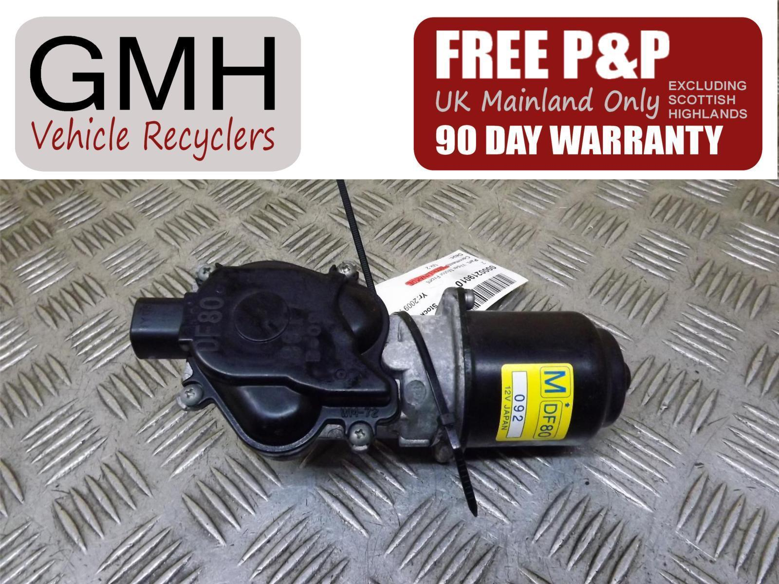 Mazda 2 Mk2 Front Windscreen Wiper Motor Without Linkage 2007-2015 ...