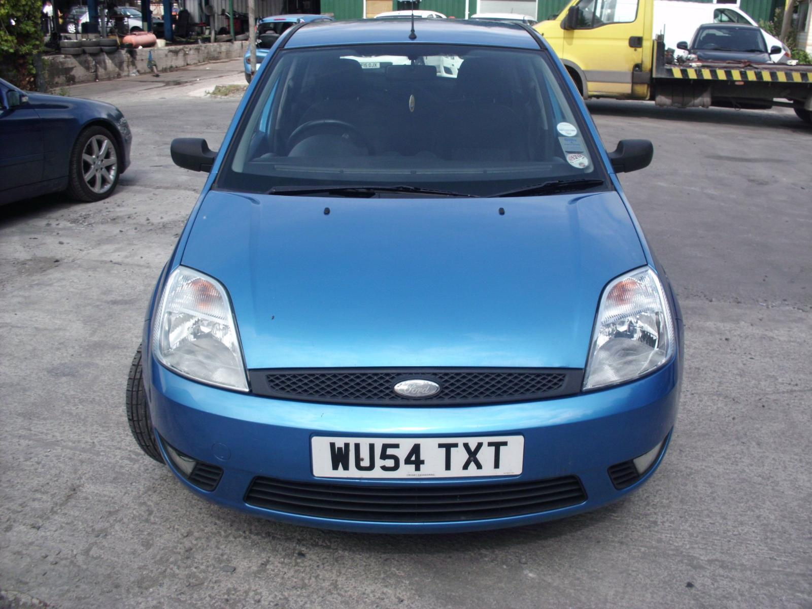 ford fiesta 1 4 petrol air con a c condenser 2002 2008 ebay. Black Bedroom Furniture Sets. Home Design Ideas